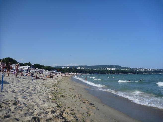 Strand in Warna