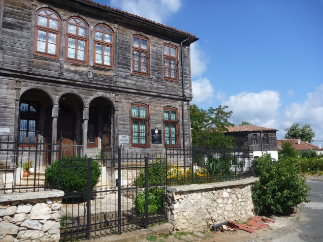 Holzhaus in Malko Tarnovo