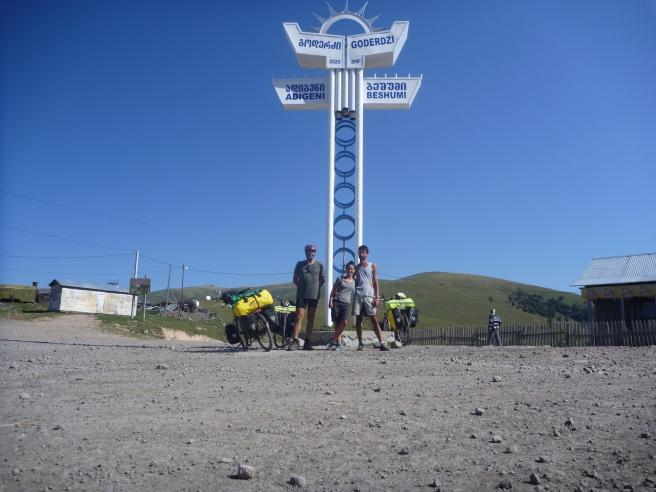 Goderdzi Pass