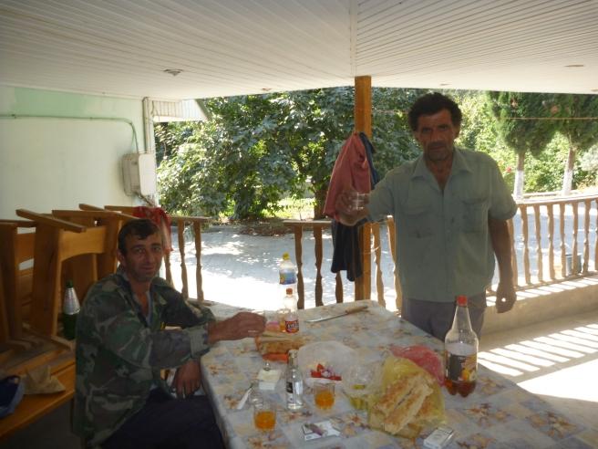 Meine armenischen Gastgeber